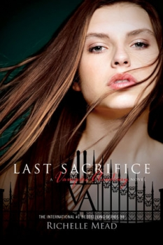 Couverture Vampire Academy, tome 6 : Sacrifice ultime