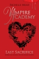 Couverture Vampire academy, tome 6 : Sacrifice ultime Editions Penguin books 2010