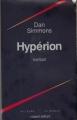 Couverture Hypérion, tome 1 Editions Robert Laffont (Ailleurs & demain) 1991