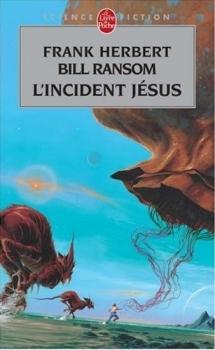 Couverture Programme conscience, tome 2 : L'incident Jésus