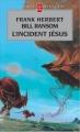 Couverture Programme conscience, tome 2 : L'incident Jésus Editions Le Livre de Poche (Science-fiction) 2008