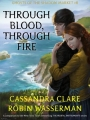 Couverture Ghosts of the Shadow Market, book 8: Through Blood, Through Fire Editions Walker Books 2018