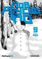 Couverture Mob Psycho 100, tome 9 Editions Kurokawa (Shônen) 2019