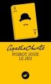 Couverture Poirot joue le jeu Editions Le Masque 2019