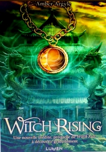 Couverture Witch song, tome 2.5