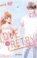 Couverture Love & Retry, tome 2 Editions Soleil (Shôjo) 2019