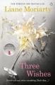 Couverture Trois Voeux Editions Penguin books 2016