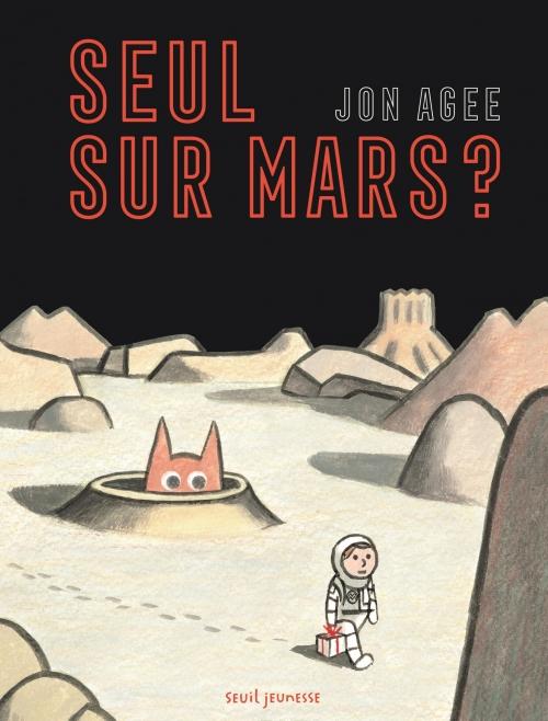 Couverture Seul sur Mars ?