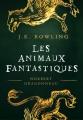 Couverture Les animaux fantastiques / Les animaux fantastiques : Vie & habitat Editions Pottermore Limited 2017