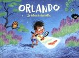 Couverture Orlando, tome 2 : Le voleur de chaussettes Editions Dargaud (Jeunesse) 2018