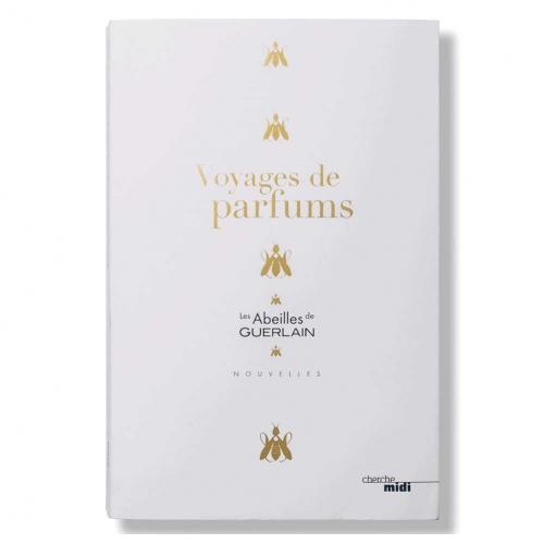 Couverture Voyages de parfums