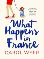 Couverture What Happens in France Editions Autoédité 2019