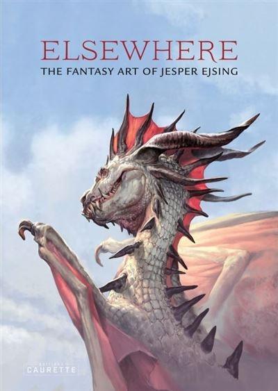 Couverture Elsewhere : The Fantasy Art of Jesper Ejsing