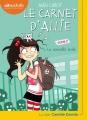 Couverture Les carnets d'Allie / Allie Punchie, tome 2 : La nouvelle école Editions Audiolib 2018