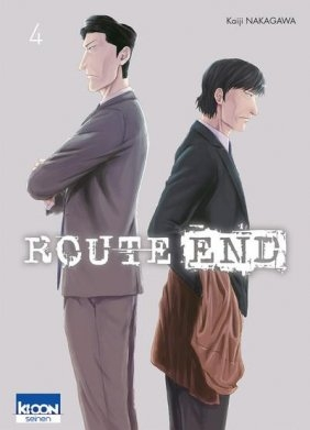 Couverture Route end, tome 4