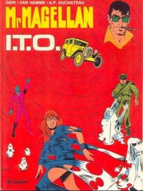 Couverture Mr Magellan, tome 4 : I.T.O.