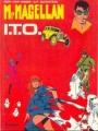 Couverture Mr Magellan, tome 4 : I.T.O. Editions Le Lombard 1983