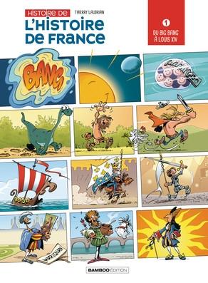 Histoire De L Histoire De France Tome 1 Du Big Bang A