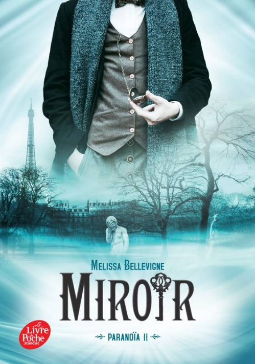 Couverture Paranoïa, tome 2 : Miroir