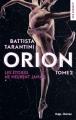 Couverture Orion, tome 2 : Les étoiles ne meurent jamais Editions Hugo & cie 2019