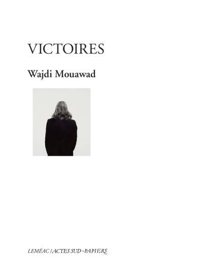 Couverture Victoires
