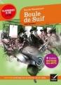 Couverture Boule de suif Editions Hatier (Classiques & cie - Lycée) 2018