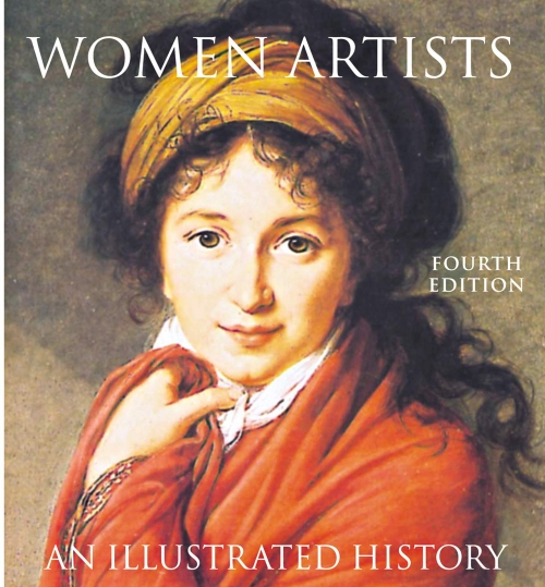 Couverture Women Artists: An Illustrated History