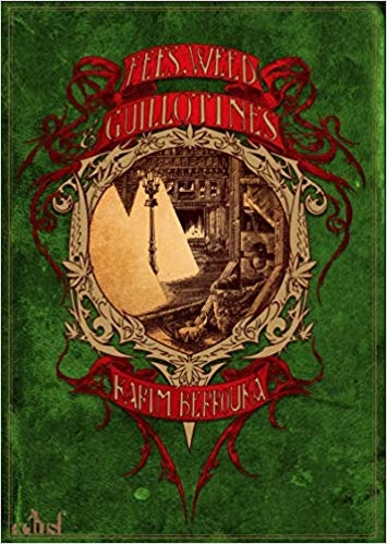 Couverture Fées, weed & guillotines