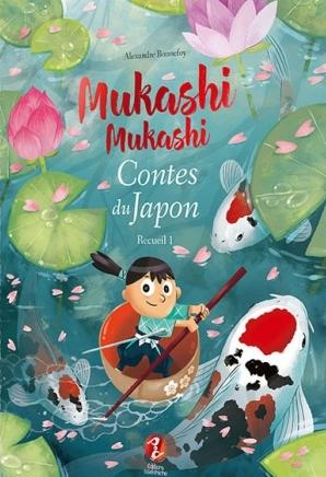 Couverture Mukashi Mukashi : Contes du Japon, tome 1