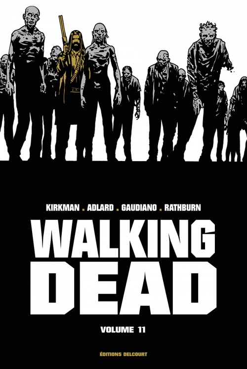 Couverture Walking dead, prestige, tome 11