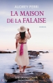 Couverture La maison de la falaise Editions City 2018