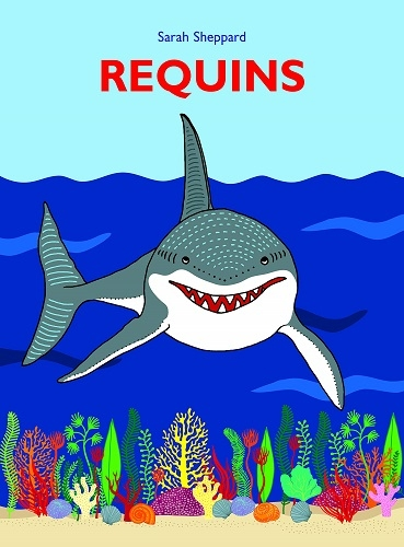 Couverture Requins