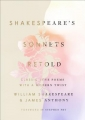 Couverture Shakespeare's Sonnets, Retold: Classic Love Poems with a Modern Twist Editions Three Rivers Press 2018