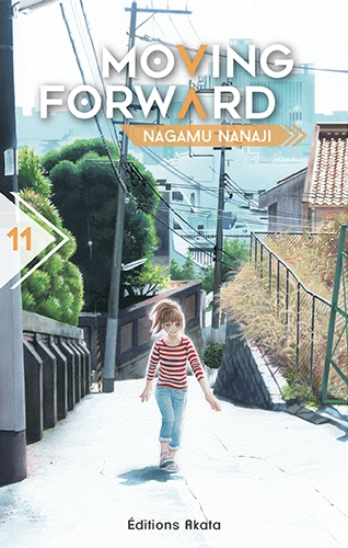 Couverture Moving forward, tome 11