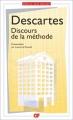 Couverture Discours de la méthode / Le discours de la méthode Editions Flammarion (GF) 2016