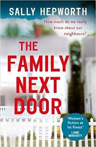 Couverture The Family Next Door
