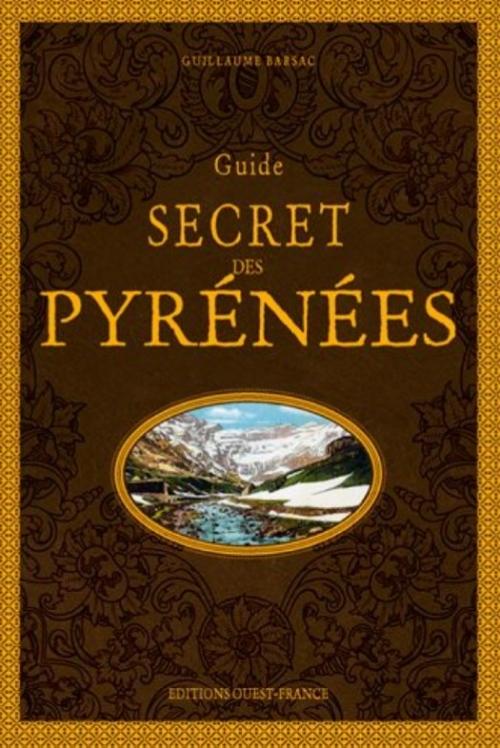 Couverture Guide secret des Pyrénées