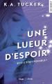 Couverture Une lueur d'espoir Editions Hugo & cie (Poche - New romance) 2019