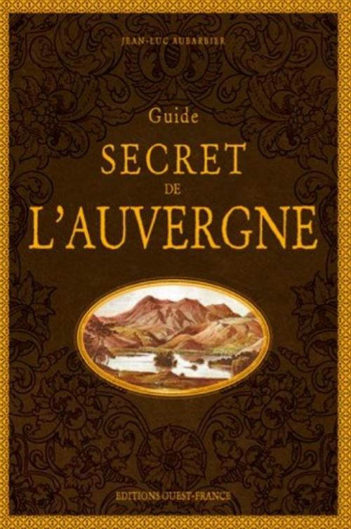 Couverture Guide secret de l'Auvergne
