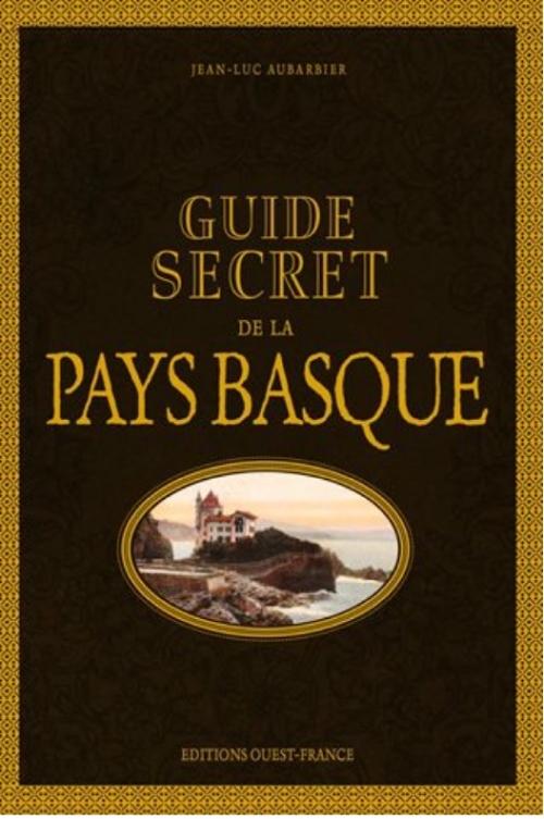 Couverture Guide secret de la Pays Basque