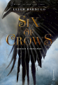 Couverture Six of crows, tome 1 Editions Gutenberg 2016