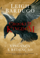 Couverture Six of Crows, tome 2 : La cité corrompue Editions Gutenberg 2017