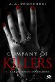 Couverture Company of Killers, tome 3 : A la recherche de Seraphina Editions Milady (New Adult) 2019