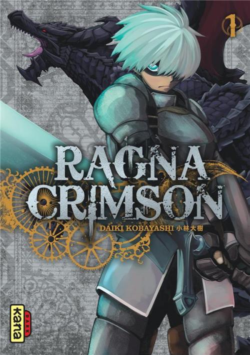 Couverture Ragna Crimson, tome 1