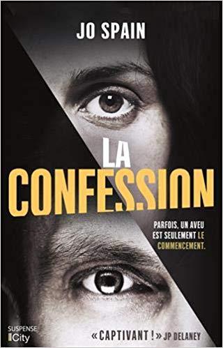 Couverture La confession