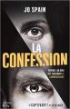 Couverture La confession Editions City (Suspence) 2019