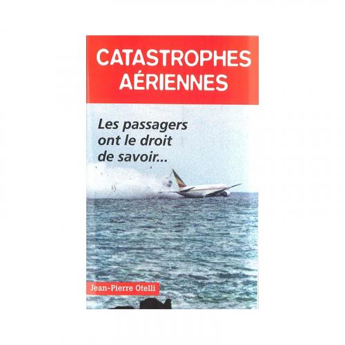 Couverture Catastrophes aériennes