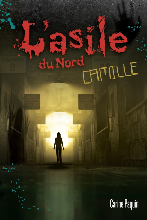 Couverture L'Asile du Nord : Camille