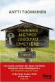 Couverture Derniers mètres jusqu'au cimetière Editions Fleuve 2019