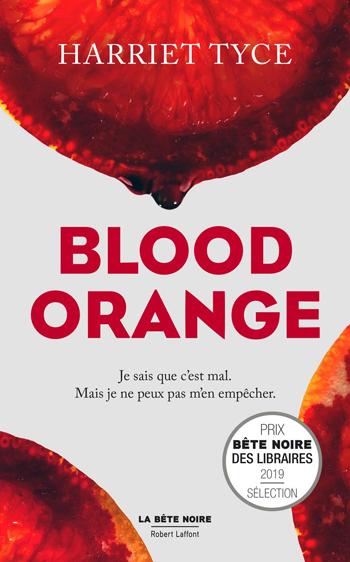 Couverture Blood Orange